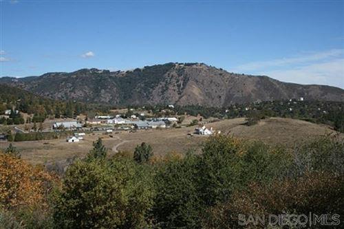 Photo of Highway 79, Julian, CA 92036 (MLS # 200015668)