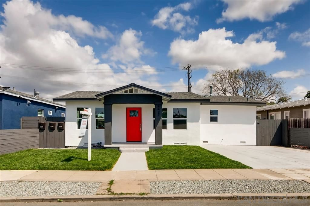 Photo of 4427 Central Avenue, San Diego, CA 92116 (MLS # 190021668)