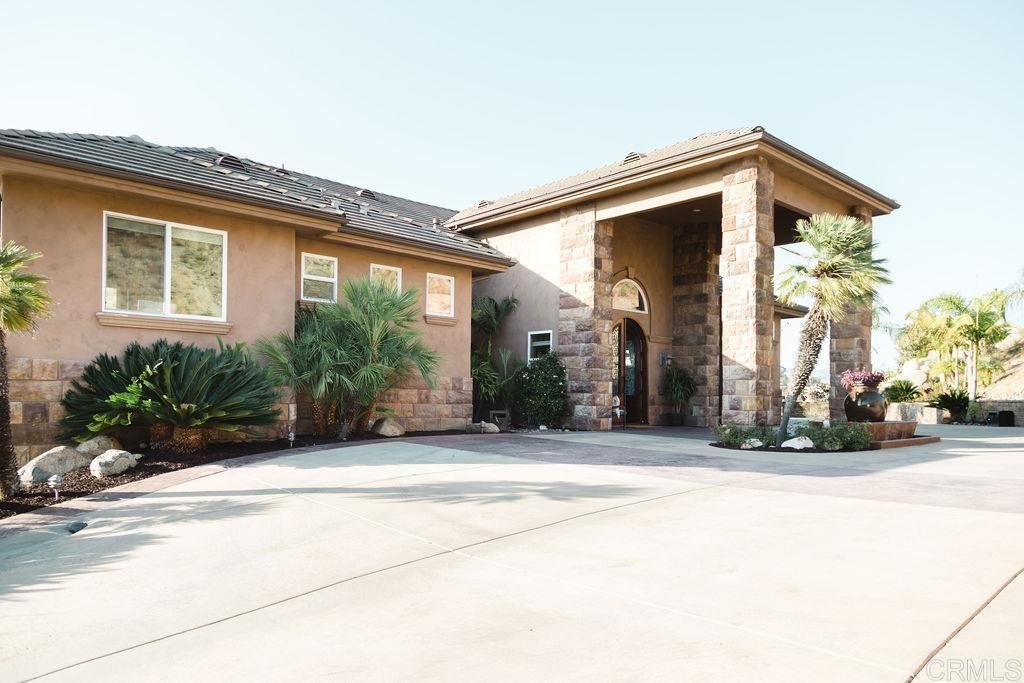 Photo of 9124 Shadow Hill Rd., Santee, CA 92071 (MLS # 200028669)