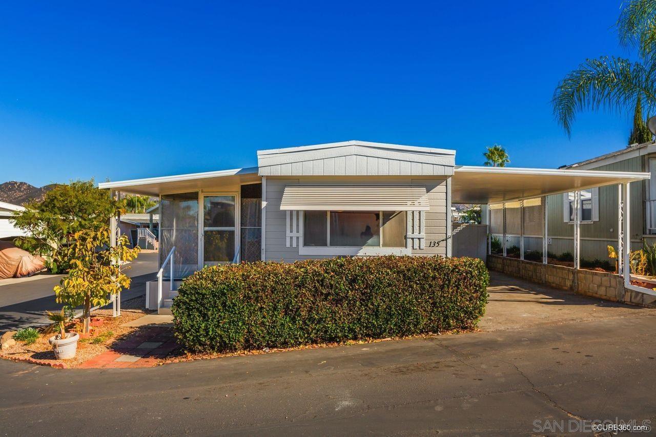 Photo of 211 N. Citrus Ave #135, Escondido, CA 92027 (MLS # 210004669)