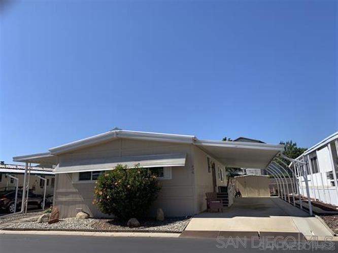 Photo of 1401 El Norte Pkwy #SPC 270, San Marcos, CA 92069 (MLS # 210021669)