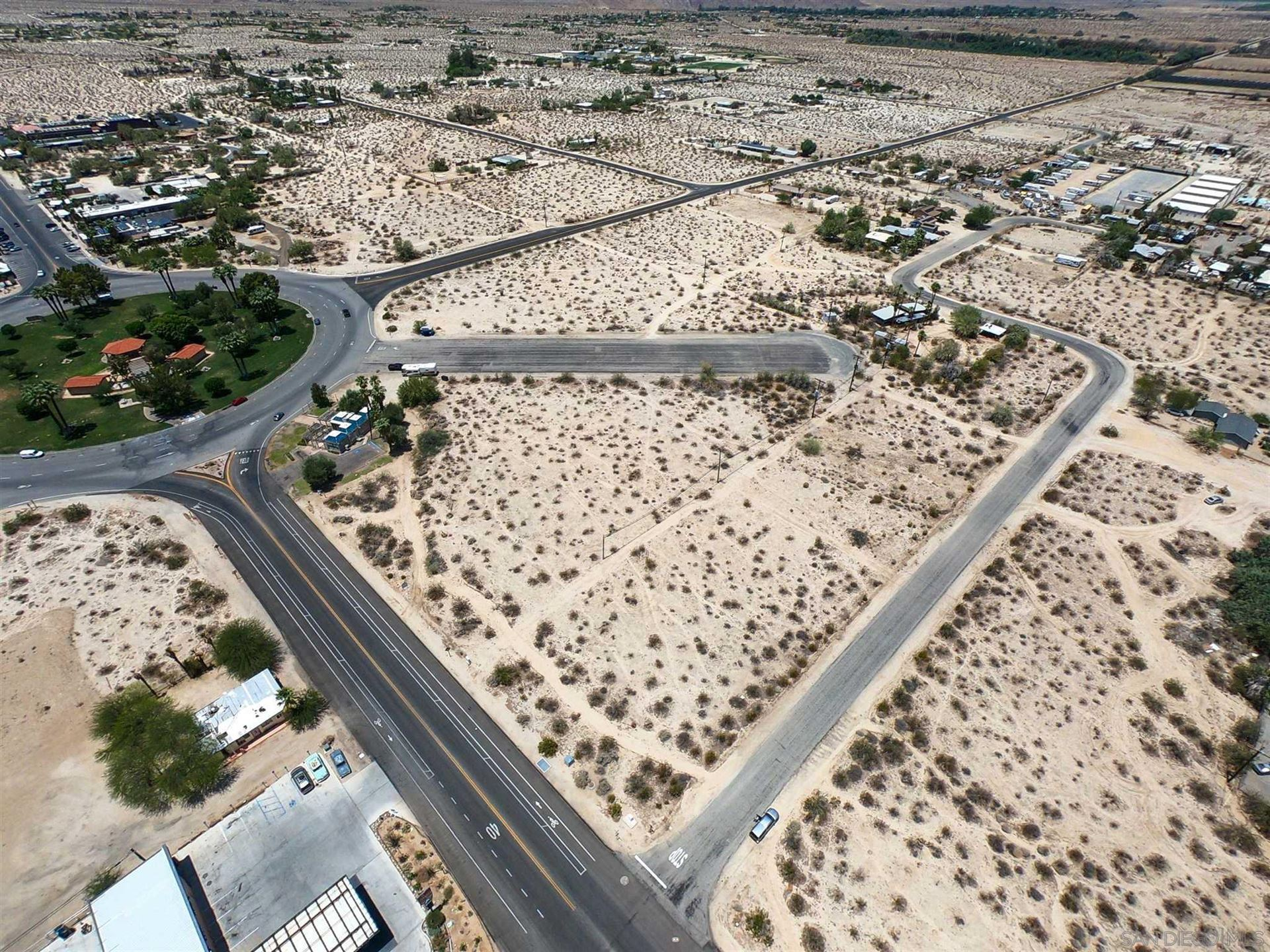 Photo of Palm Canyon Dr, Borrego Springs, CA 92004 (MLS # 210011672)