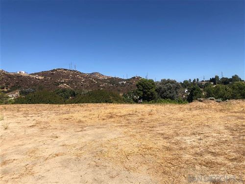 Photo of Valley View Blvd, El Cajon, CA 92019 (MLS # 200037676)