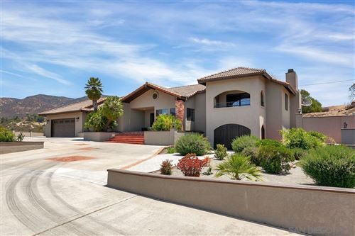 Photo of 3298 Rocky Sage Rd, Jamul, CA 91935 (MLS # 210012679)