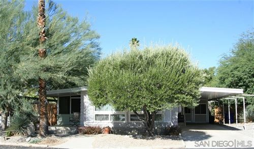 Photo of 1010 Palm Canyon Dr #79, Borrego Springs, CA 92004 (MLS # 200034680)