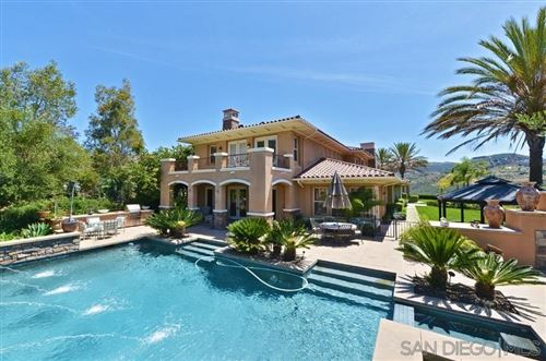 Photo of 8030 La Milla, Rancho Santa Fe, CA 92067 (MLS # 210010680)