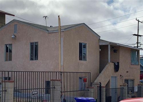 Photo of 940 Melrose St, National City, CA 91950 (MLS # PTP2103680)