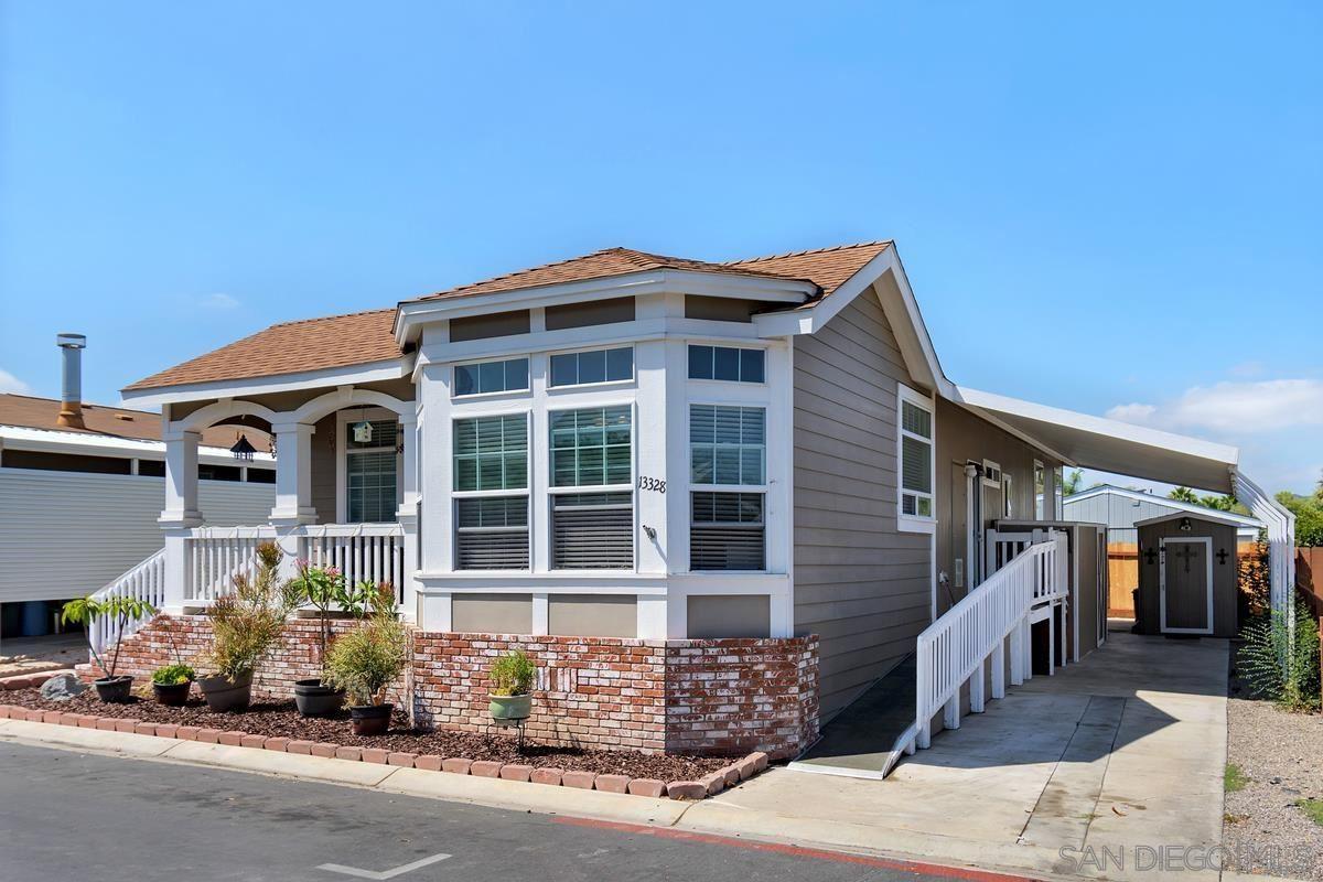 Photo of 13328 Buena Vista St #66, Poway, CA 92064 (MLS # 210028680)