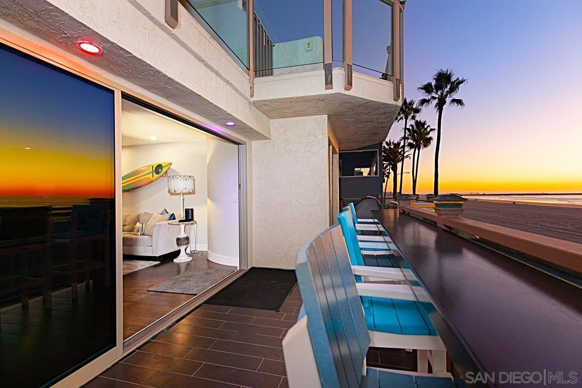 Photo for 2965 Ocean Front Walk #2, San Diego, CA 92109 (MLS # 200048682)