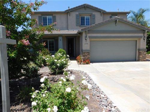 Photo of 1573 Emerald Ridge Road, FALLBROOK, CA 92028 (MLS # 200027683)