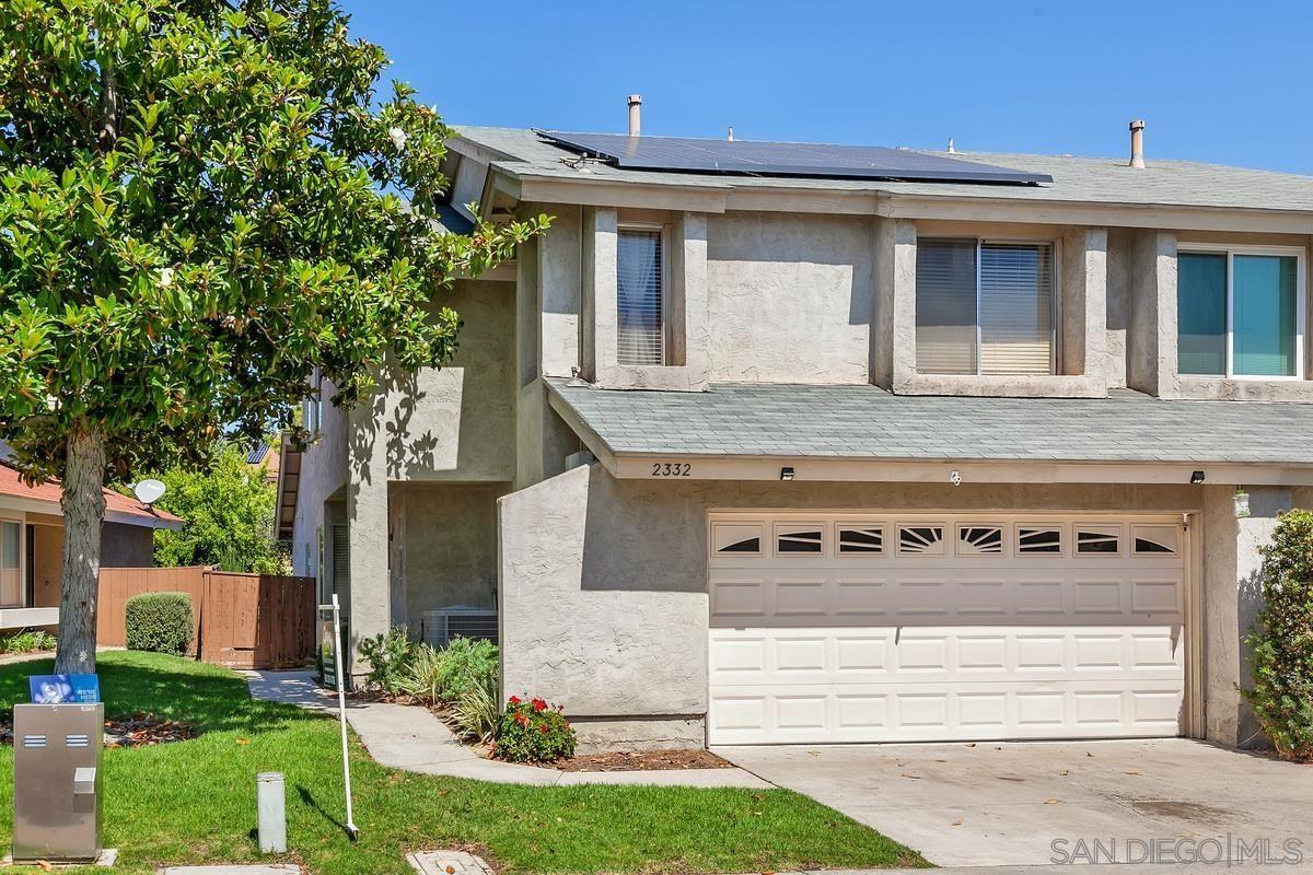 Photo of 2332 Donnington Way, San Diego, CA 92139 (MLS # 210021683)