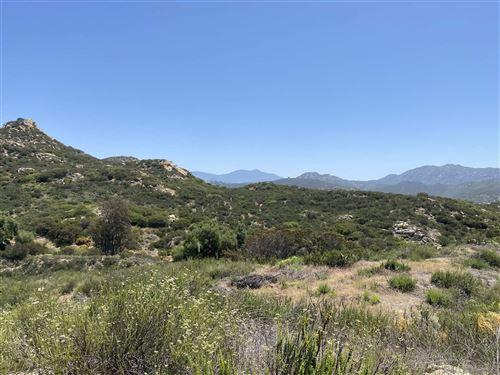 Photo of 000 San Vicente View, Ramona, CA 92065 (MLS # 210011684)