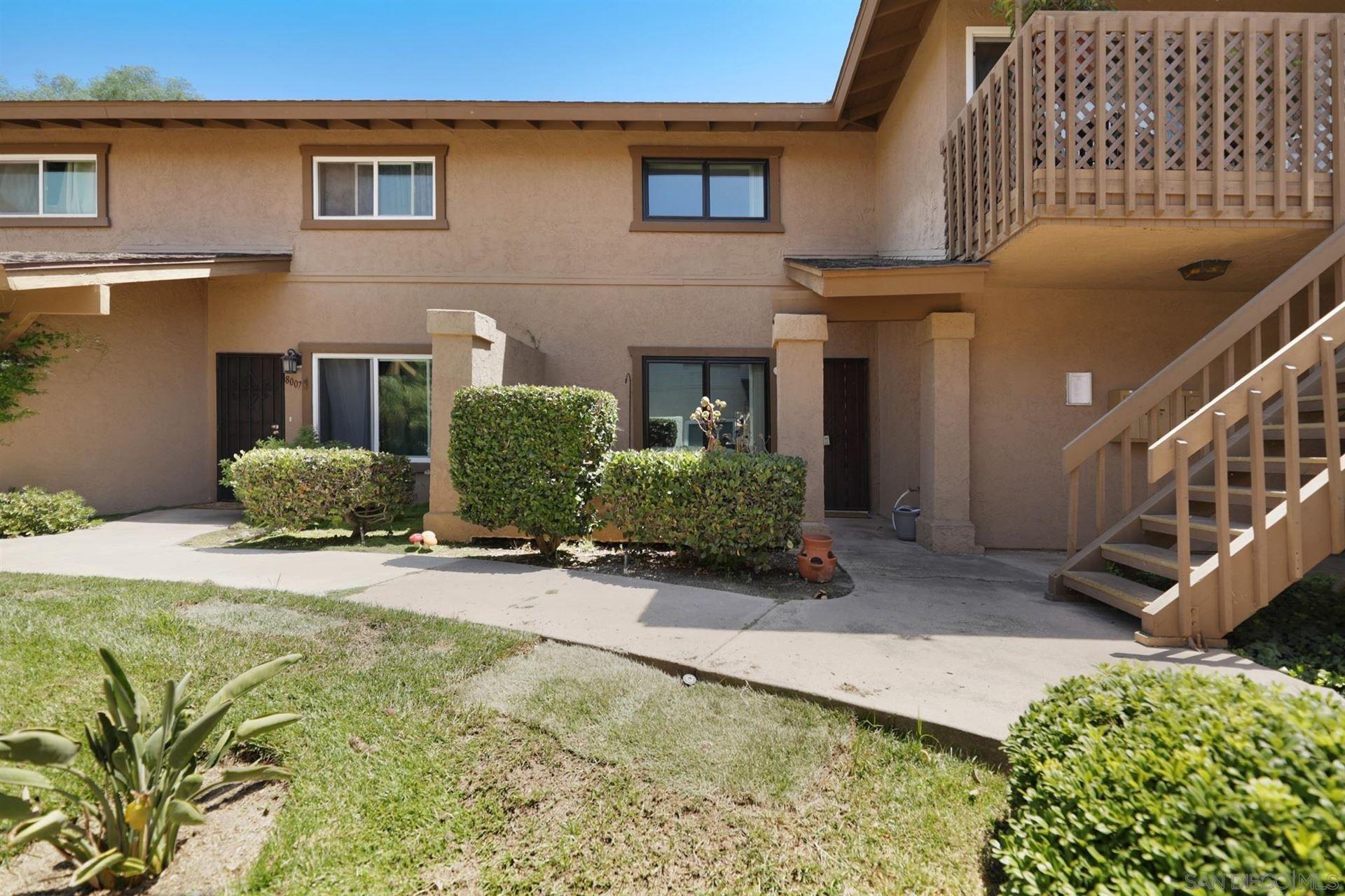 Photo of 8005 Calle Fanita, Santee, CA 92071 (MLS # 210020684)
