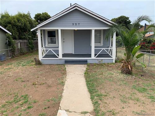 Tiny photo for 327 S Tremont Street, Oceanside, CA 92054 (MLS # 210004685)