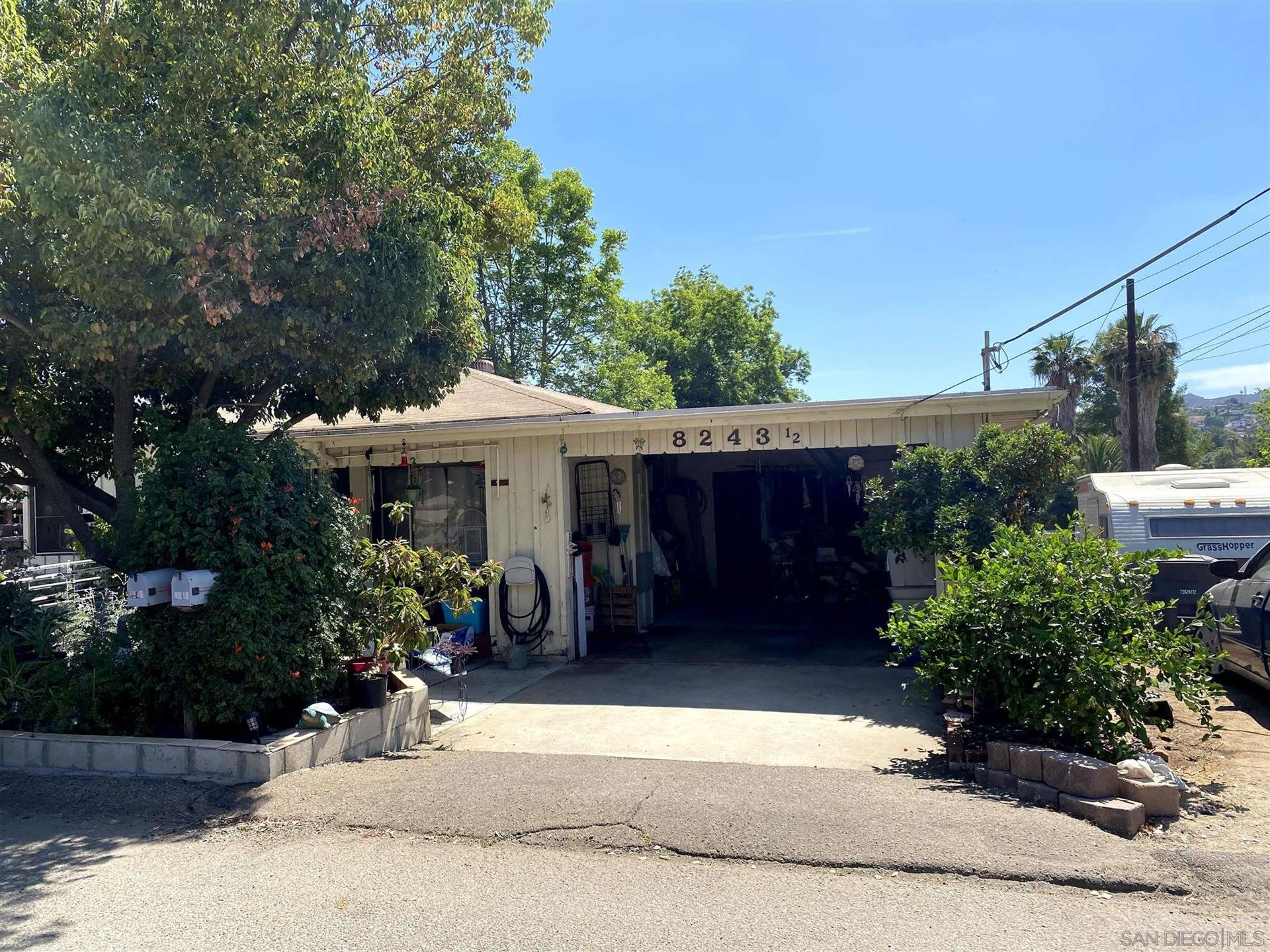 Photo of 8243 Sunset Rd, Lakeside, CA 92040 (MLS # 210021685)