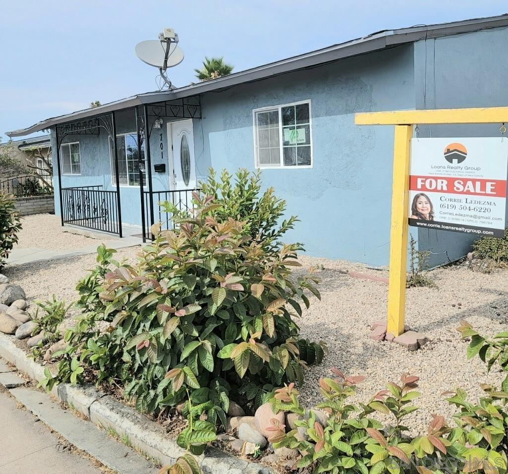 Photo of 701 Sunnyside, San Diego, CA 92114 (MLS # 210021686)