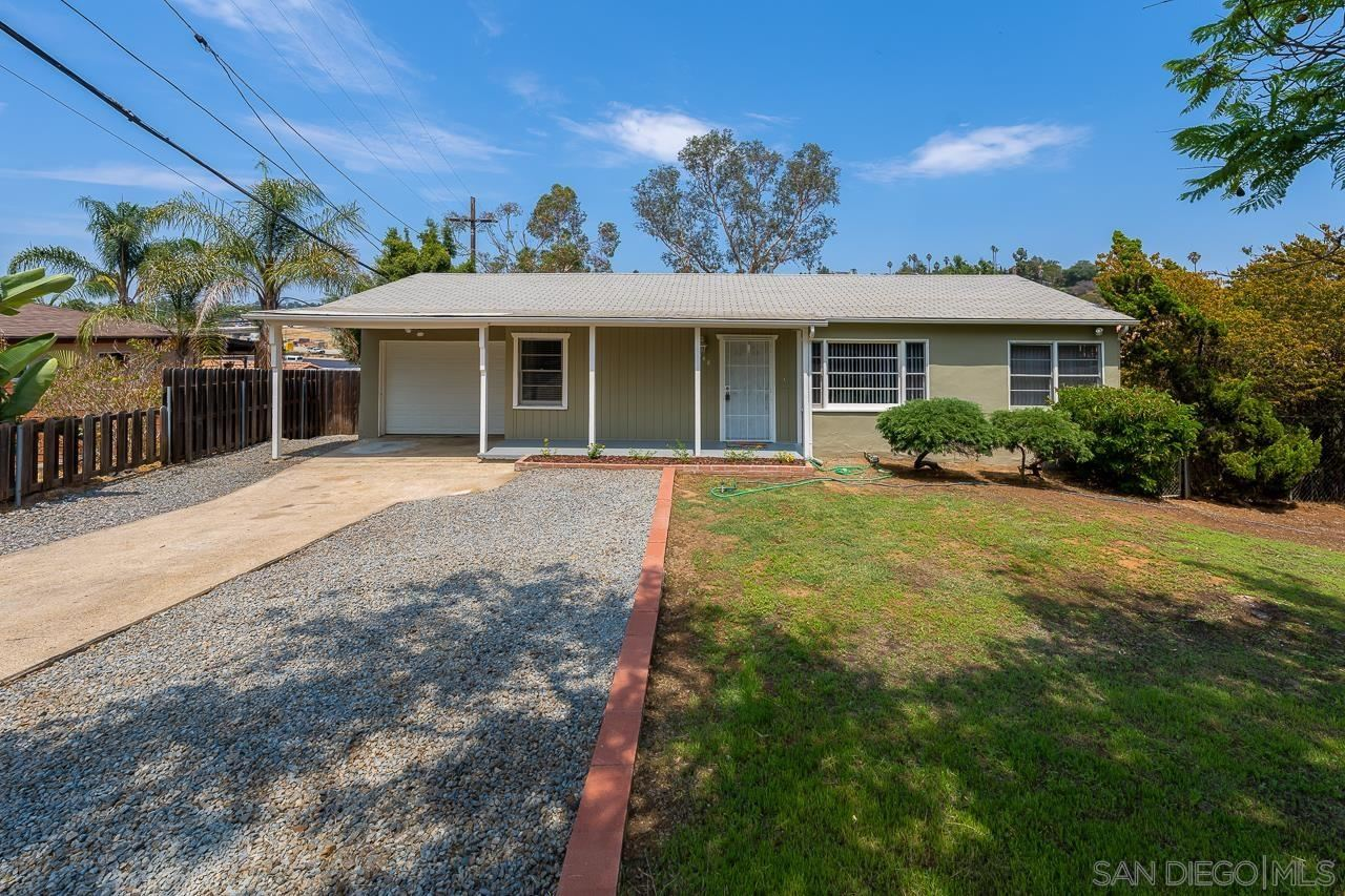 Photo of 8848 Greenview Pl, Spring Valley, CA 91977 (MLS # 210023686)