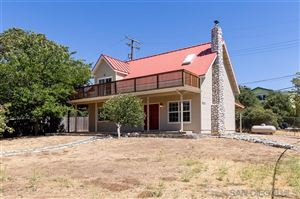 Photo of 2819 Lakeview Dr, Julian, CA 92036 (MLS # 190050687)