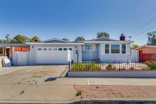Photo of 4143 Mustang Street, San Diego, CA 92111 (MLS # NDP2003687)