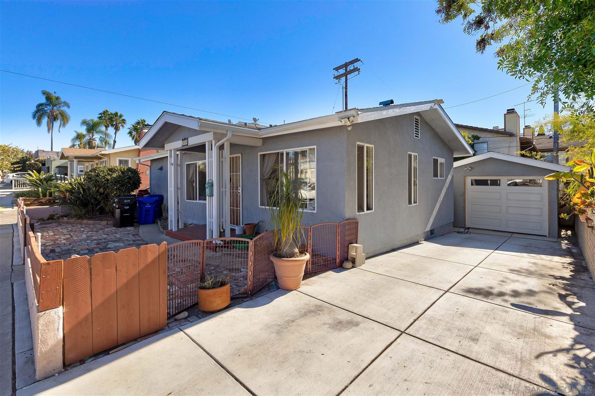 Photo for 2019 Meade Avenue, San Diego, CA 92116 (MLS # 200053687)
