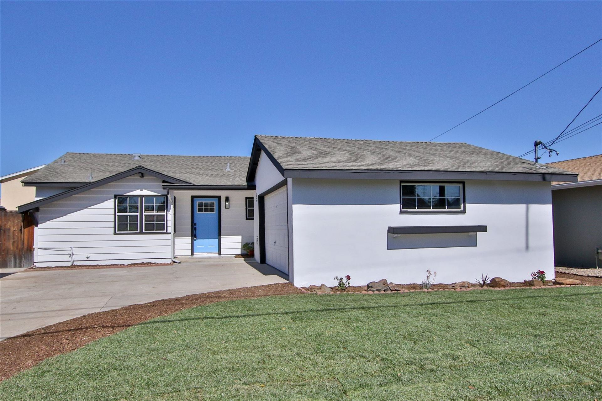 Photo for 4862 Mount Alifan Dr, San Diego, CA 92111 (MLS # 210004688)