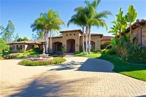 Photo of 6064 Avenida Cuatro Vientos, Rancho Santa Fe, CA 92067 (MLS # 180039689)