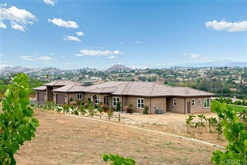Photo of 30835 Hilltop View Court, Valley Center, CA 92082 (MLS # 200021689)