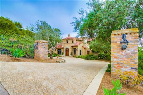 Photo of 7747 Camino De Arriba, Rancho Santa Fe, CA 92067 (MLS # 200044690)