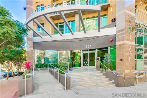 Photo of 801 Ash St #205, San Diego, CA 92101 (MLS # 200052691)
