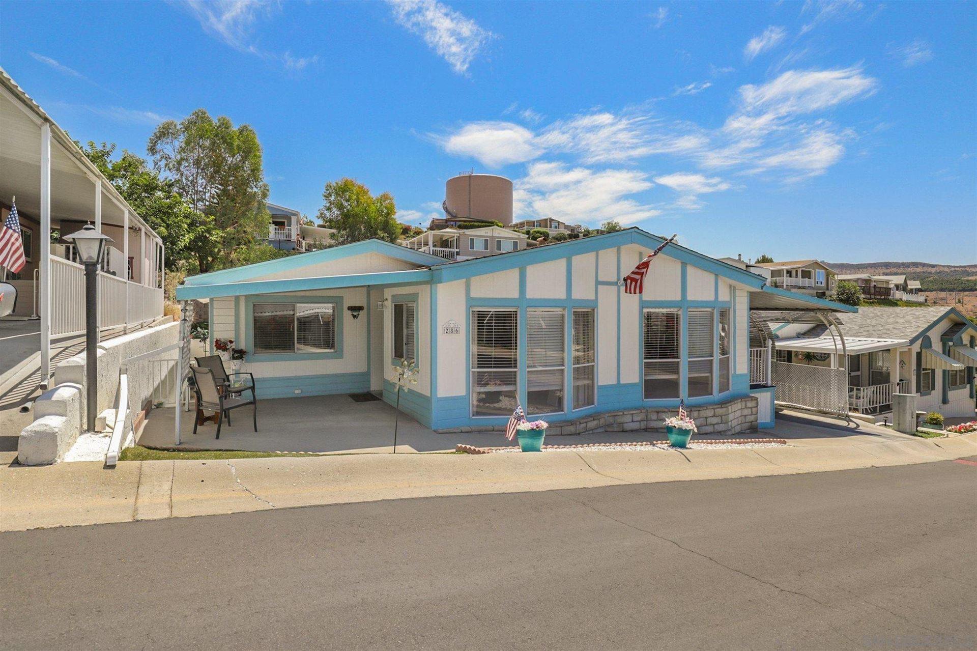 Photo of 9500 Harritt #286, Lakeside, CA 92040 (MLS # 210021691)