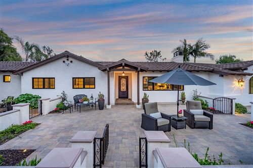 Photo of 5801 Loma Verde, Rancho Santa Fe, CA 92067 (MLS # 210009692)