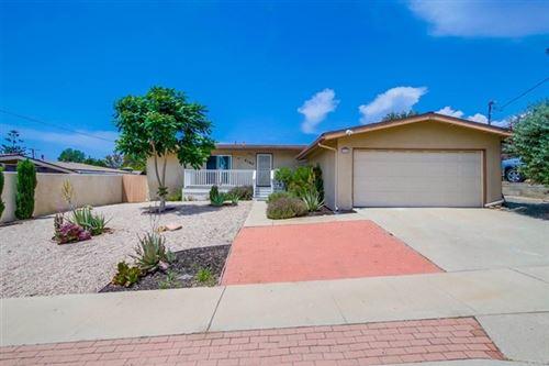 Photo of 9390 Sisson Street, La Mesa, CA 91942 (MLS # NDP2108692)
