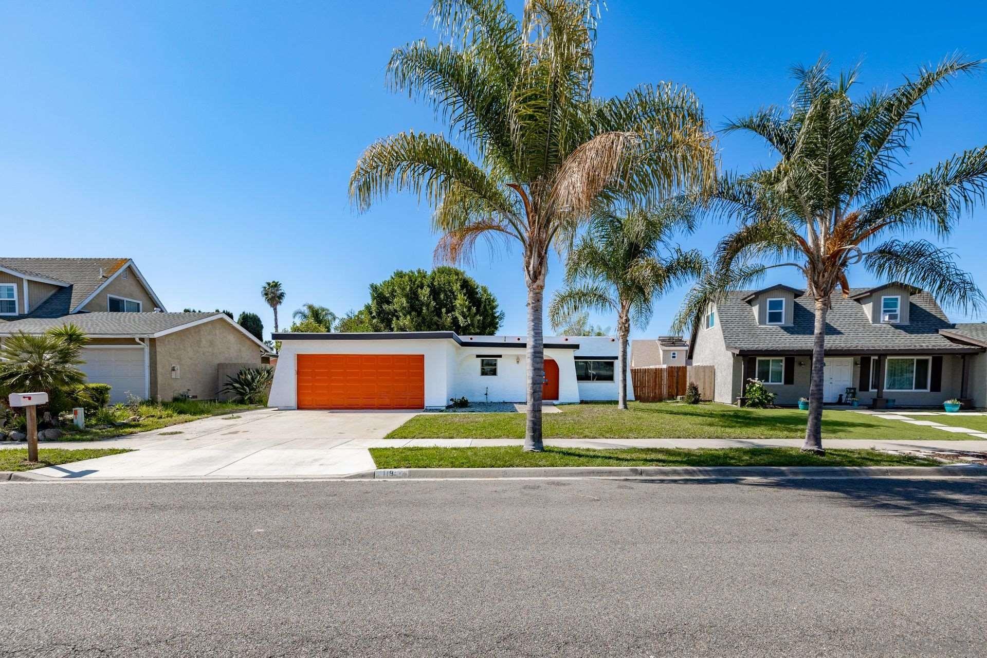 Photo for 119 Madison St, Oceanside, CA 92057 (MLS # 210008692)