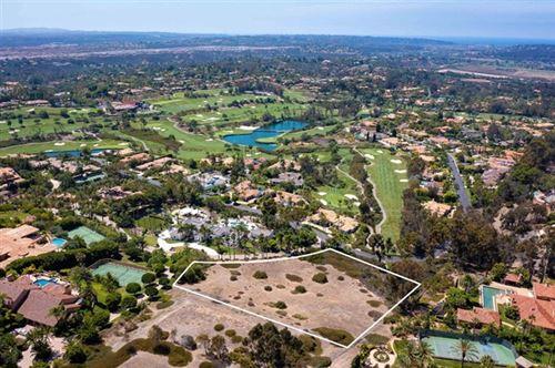 Photo of Spyglass Lane, Rancho Santa Fe, CA 92067 (MLS # NDP2110693)