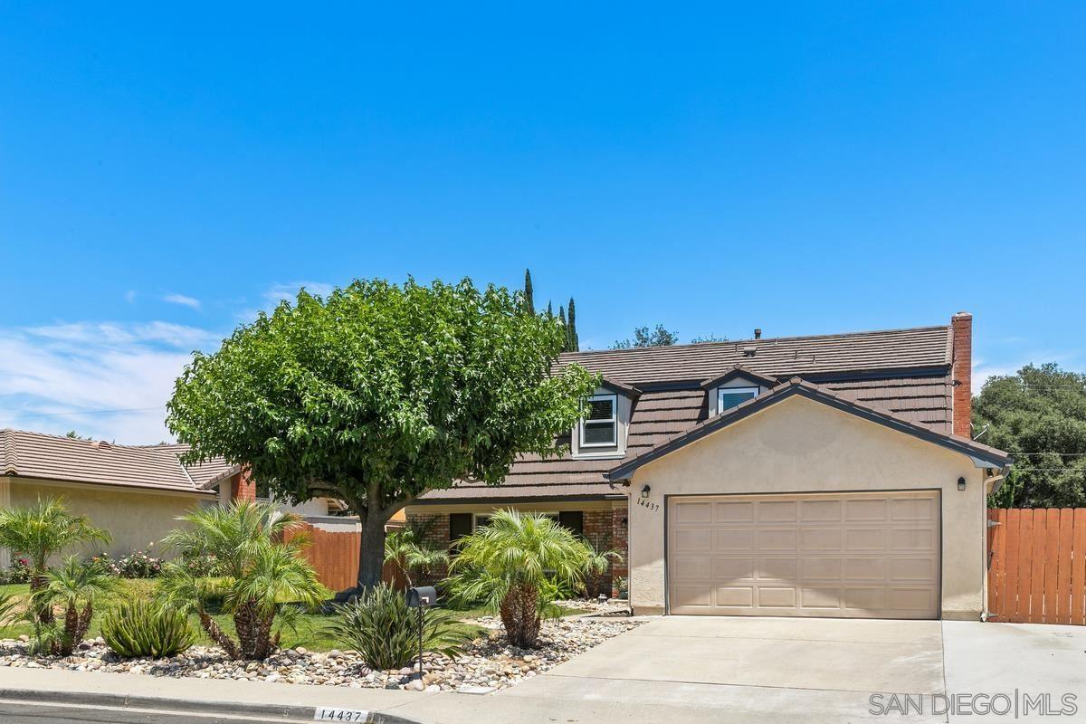 Photo of 14437 Hillndale Way, Poway, CA 92064 (MLS # 210020693)