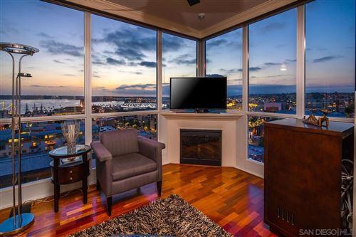 Tiny photo for 300 W Beech Street #1203, San Diego, CA 92101 (MLS # 210012694)