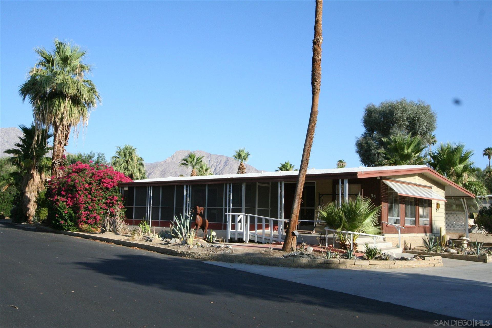Photo of 1010 Palm Canyon Dr #35, Borrego Springs, CA 92004 (MLS # 210020695)