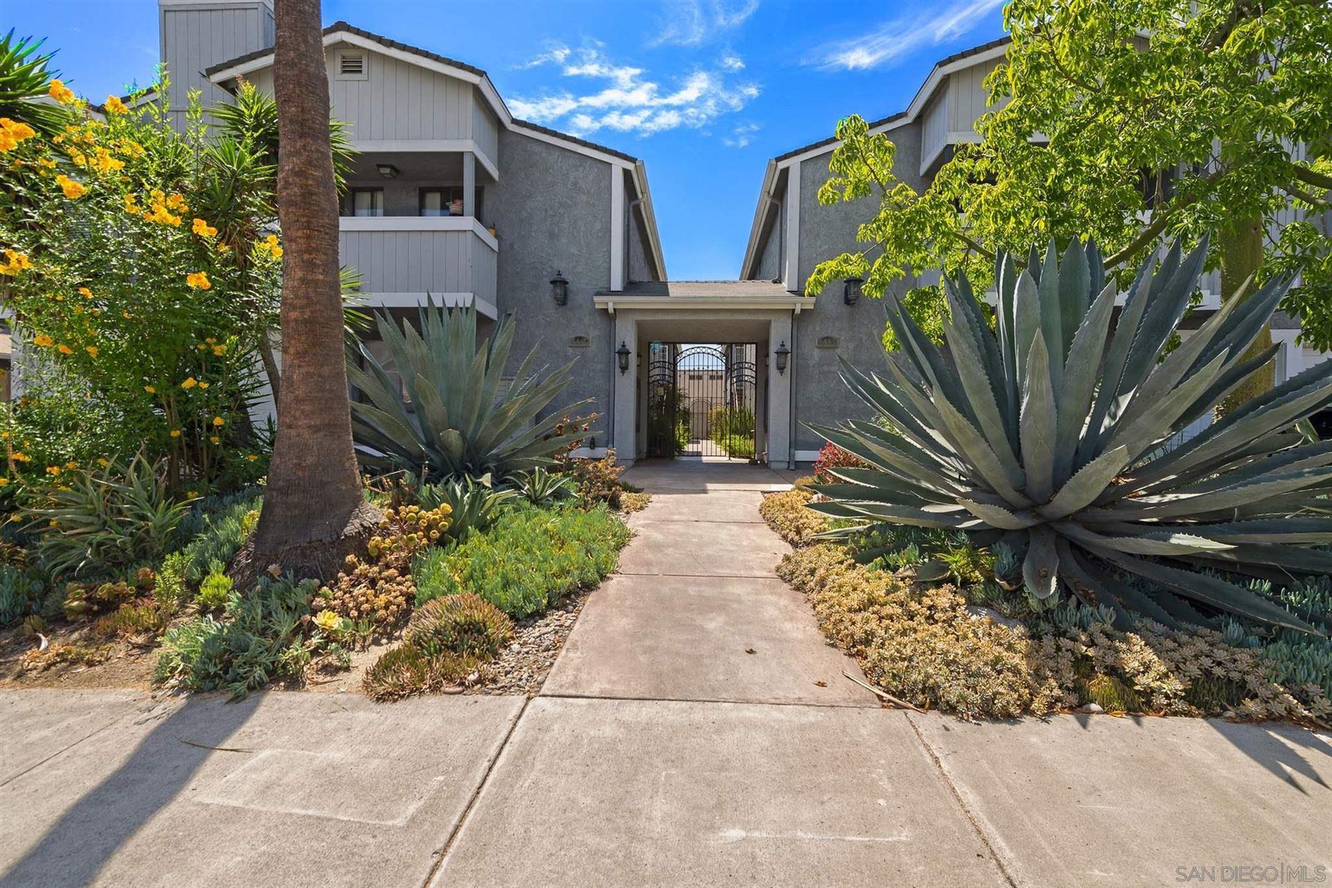 Photo of 4444 Cherokee Ave #7, San Diego, CA 92116 (MLS # 210021696)
