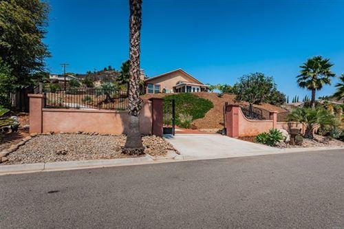 Tiny photo for 3642 Emma Road, Vista, CA 92084 (MLS # NDP2110698)