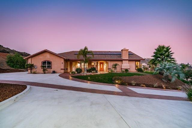 Photo for 3642 Emma Road, Vista, CA 92084 (MLS # NDP2110698)