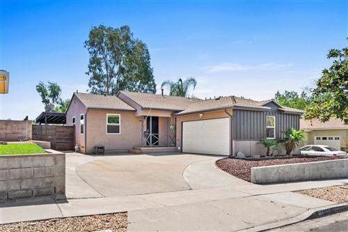 Photo of 4841 Twain Ave., San Diego, CA 92120 (MLS # 210025700)