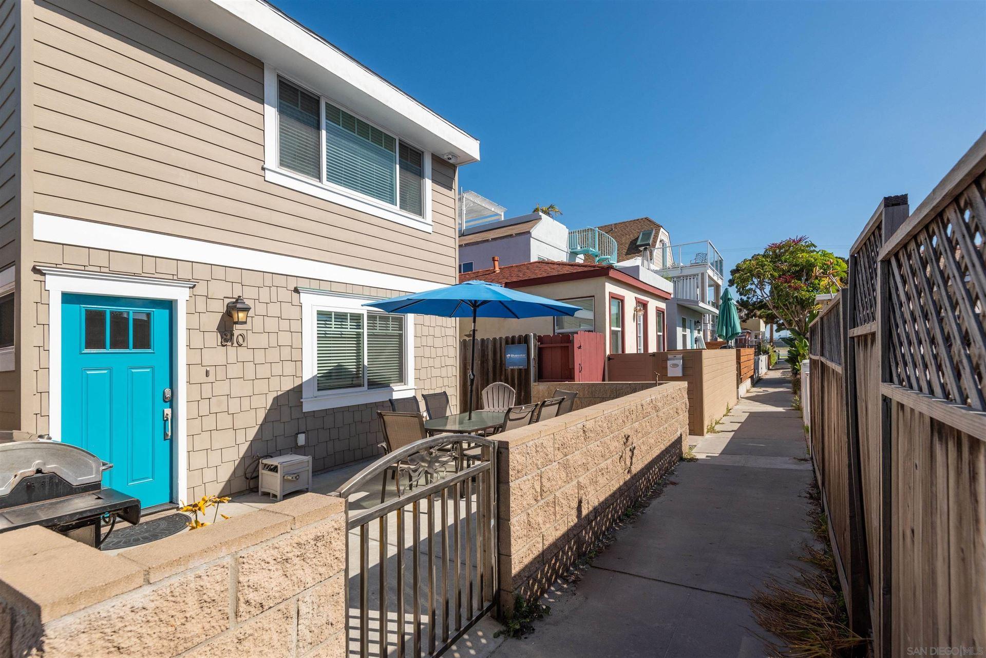 Photo of 810 Pismo, San Diego, CA 92109 (MLS # 210029702)