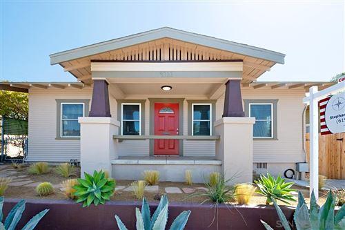 Photo of 4211 Alabama St, San Diego, CA 92104 (MLS # 210025705)