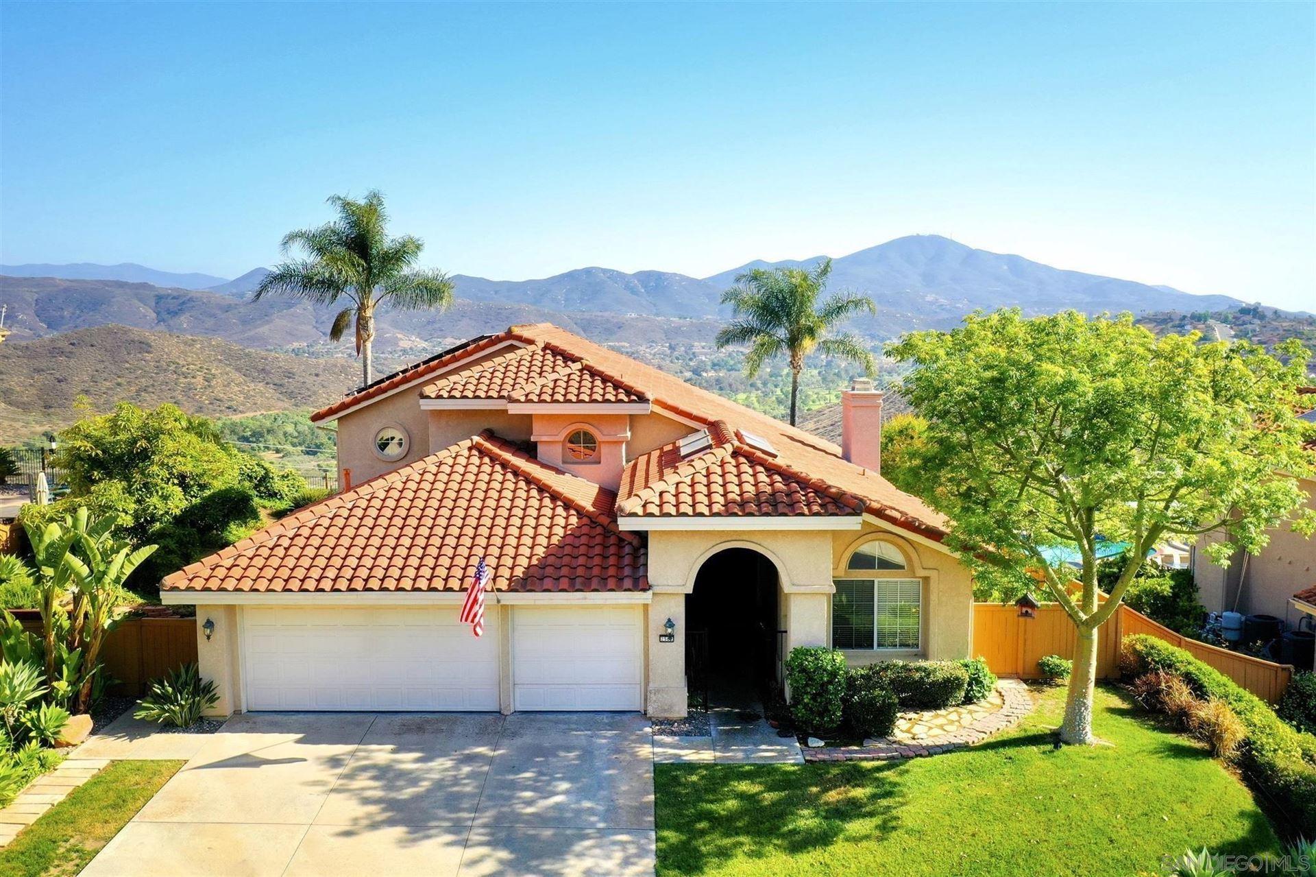 Photo of 2562 Castellon Terrace, El Cajon, CA 92019 (MLS # 210024705)
