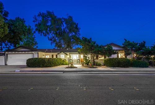 Photo of 303 S Westwind Drive, El Cajon, CA 92020 (MLS # 210016707)