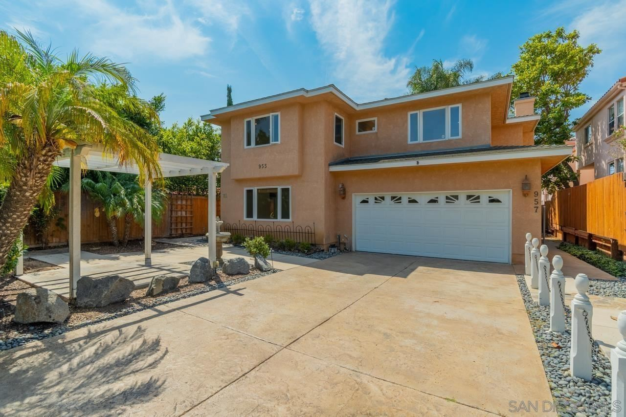 Photo of 955 Agate Street, San Diego, CA 92109 (MLS # 210029711)