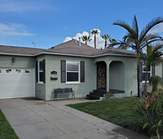 Photo of 514 Dahlia Avenue, Imperial Beach, CA 91932 (MLS # PTP2101711)