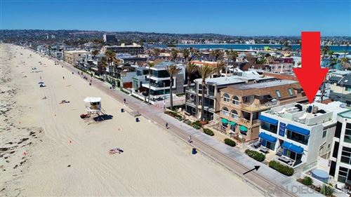Photo of 3677-3683 Ocean Front Walk, San Diego, CA 92109 (MLS # 210011713)