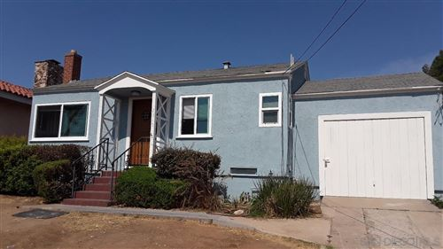 Photo of 2315 Grove St, National City, CA 91950 (MLS # 210016713)