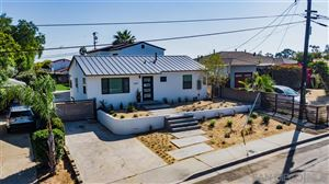 Photo of 3345 A Street, San Diego, CA 92102 (MLS # 190053714)